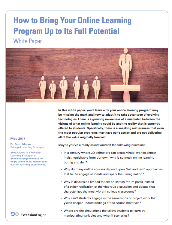 [Screen Shot White Paper] How to Bring Your Online learning Program Up to Its Full Potential.png