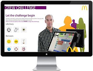McDonalds Gamification in Online Learning